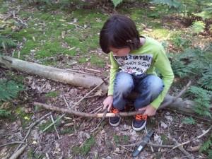 Kinderen en natuur