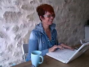 Schrijven op Mallorca