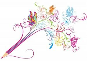 Schrijven met kleur