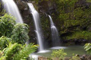Watervallen Maui