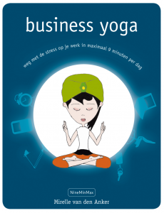 Business yoga Weg met de stress