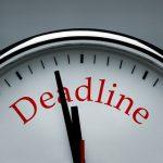 Is jouw deadline wel urgent genoeg?