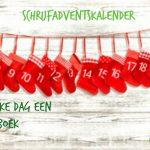 Schrijfadventskalender: 24 schrijftips voor je boek
