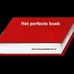 Schrijf jij het het perfecte boek?