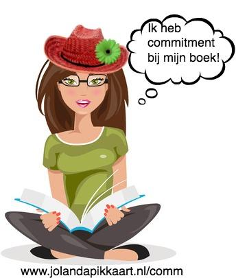 Commitmentgroep: Focus bij je boek!