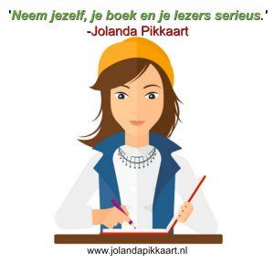 Boek schrijven mindset