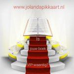 Is jouw boek VIP-waardig?