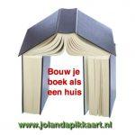 Hoe bouw je je boek als een huis?