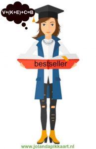 De formule voor het schrijven van een bestseller