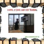 Je boek schrijven en een (online) training maken – de overeenkomsten voor je business