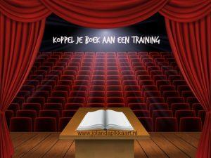 Koppel je boek aan een training