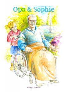 Opa en Sophie Marijke Witman