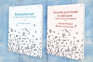 Boekplanner en Zorg dat jouw boek er wél komt