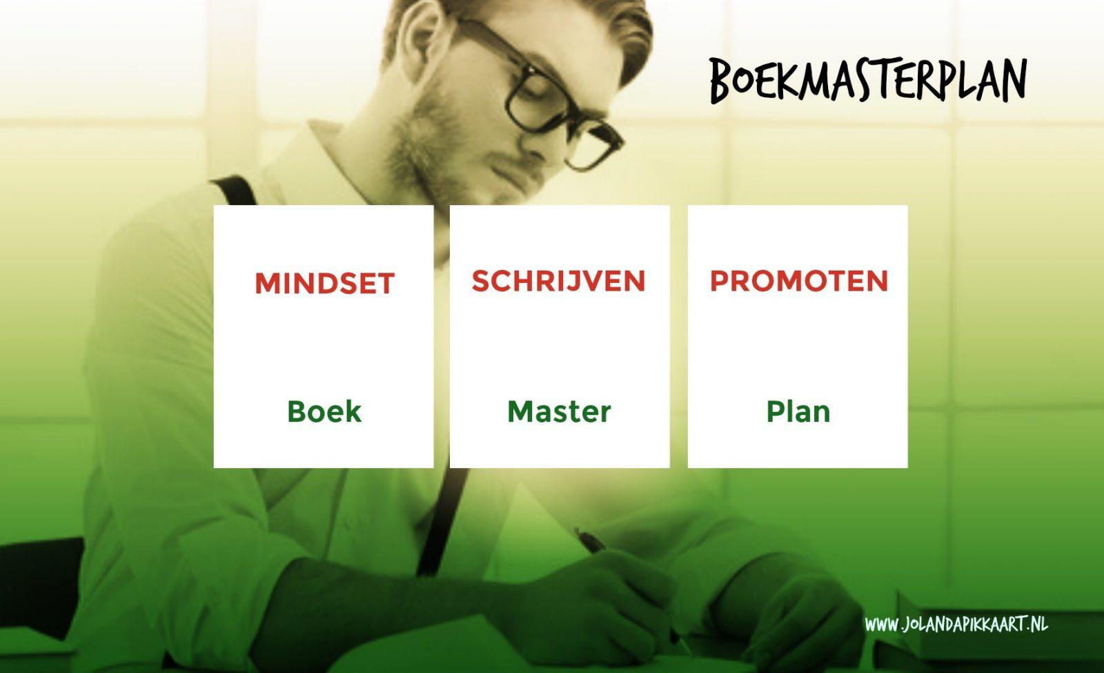 BoekMasterPlan voor ondernemers