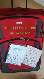 Neem je boek mee op vakantie