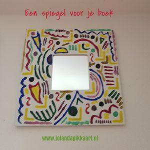 Een spiegel voor je boek