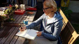 Schrijfweek in de natuur