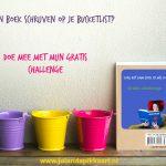 Jouw boek van je bucketlist naar je to-do-list?