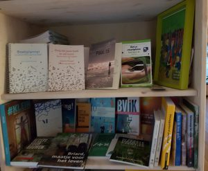Boeken van klanten van de kleurrijke schrijfcoach
