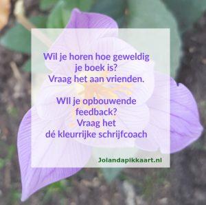Quote JolandaPikkaart.nl