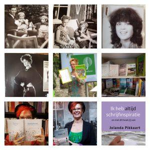 Jolanda Pikkaart - boeken zijn mijn leven
