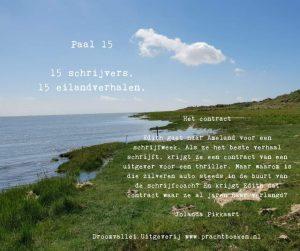 Paal 15 Het contract Jolanda Pikkaart