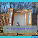 Waar gaat jouw boek over?