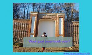 Waar gaat jouw boek over