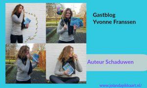 Gastblog Yvonne Franssen Schaduwen