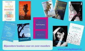 Bijzondere boeken voor en over moeders