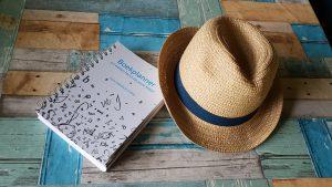 Boekplanner in de zomer