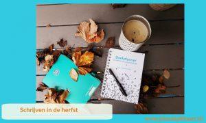 Schrijven in de herfst