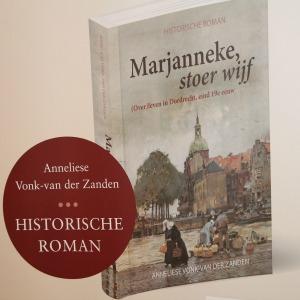 Marjanneke, stoer wijf