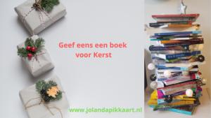 Geef eens een boek met Kerst