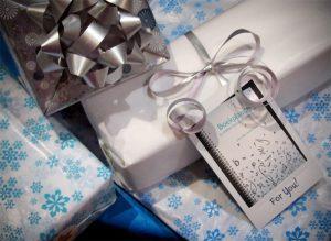 Kerst en boekpromotie? Hoe dan?