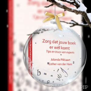 Zorg dat jouw boek er wel komt Kerst