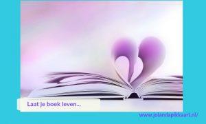 Laat je boek leven...