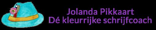 Logo Jolanda Pikkaart