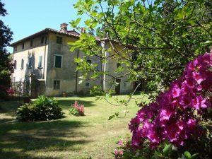 Huis schrijven in Toscane
