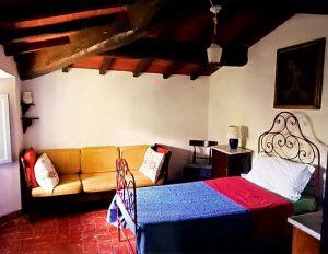 Slaapkamer schrijven in Toscane