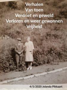 Verhalen van toen Elfje Jolanda Pikkaart