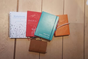 Wat schrijf jij in je notitieboekje