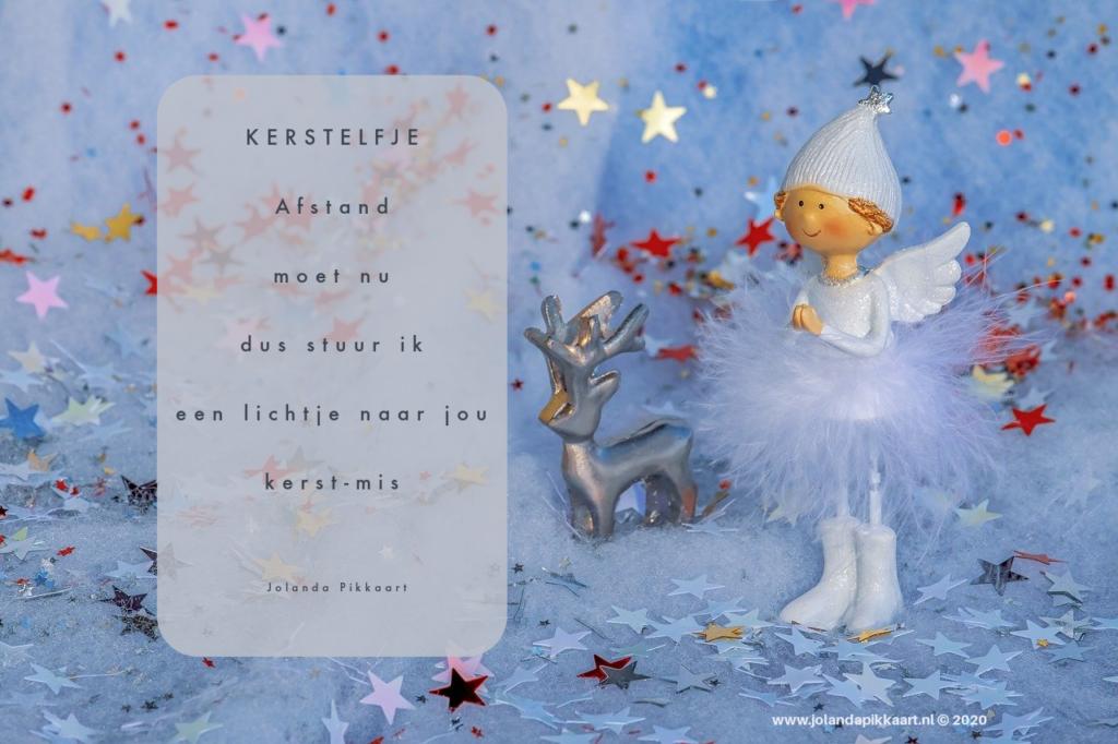 Kerstelfje 2020 Jolanda Pikkaart